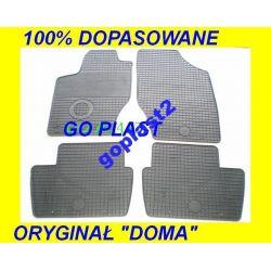 CITROEN C4 FL 10- DYWANIKI GRAFIT DOMA ORGINAŁ