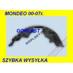 NADKOLE PLASTIK FORD MONDEO MK3 00-  PRZEDNIE HDPE