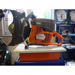 Husqvarna K760 - ręczna przecinarka spalinowa 4,96 KM