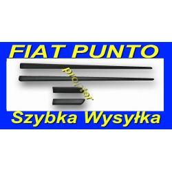 FIAT PUNTO II 3 Drzwi LISTWY BOCZNE SAMOPRZYLEPNE