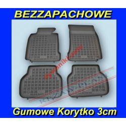 BMW 5 E39 DYWANIKI GUMOWE KORYTKO 3cm Gumowe