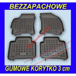 FORD MONDEO III 3 DYWANIKI GUMOWE KORYTKO 3cm