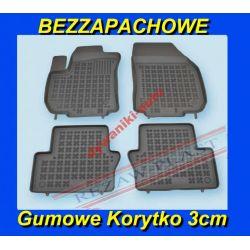 OPEL ZAFIRA B 2005-12 DYWANIKI GUMOWE KORYTKA 3cm