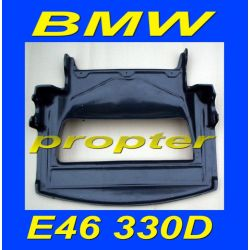 BMW 3  E46 330D  DIESEL OSŁONA SILNIKA POD SILNIK Gumowe