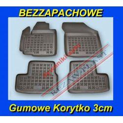 OPEL AGILA II COMBO C DYWANIKI GUMOWE KORYTKA 3cm Gumowe