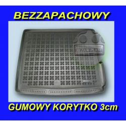 DACIA DUSTER 4x4 od 2010 GUMOWY DYWANIK BAGAŻNIKA Gumowe