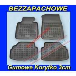 BMW 3 E92 COUPE DYWANIKI GUMOWE KORYTKO 3cm Gumowe