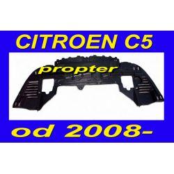 CITROEN C5 od 2008- OSLONA SILNIKA POD ZDERZAK