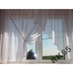 FIRANA Z KWIATKIEM - KRESZ - okno 2,5 metra