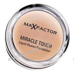 Max Factor - podkład w kompakcie Miracle Touch - kolor: 45 warm almond