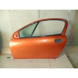 Drzwi lewe kolor Z484 Opel Tigra 95-01 Drzwi