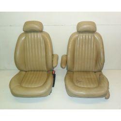 Fotel skóra banan fotele Peugeot 406 96-00r.
