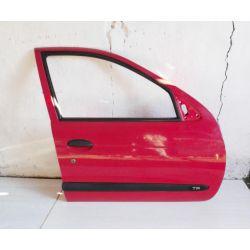 Drzwi przód prawy kolor ROT Renault Megane 96-99r. Drzwi