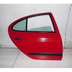 Drzwi tył prawy kolor ROT Renault Megane 96-99r. Drzwi