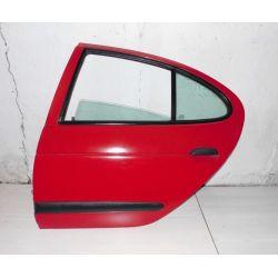 Drzwi tył lewy kolor ROT Renault Megane 96-99r. Drzwi