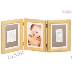 Double Print Frame naturalna Baby Art