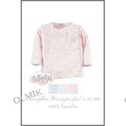 Koszulka GWIAZDECZKA różowa rozm. 62 Sofija