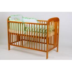 Łóżeczko Sali oranż z wyposażeniem