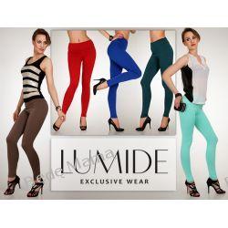 Lumide: Legginsy gładkie wyszczuplające z wysokim stanem