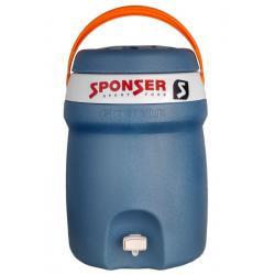 Beczka do napojów SPONSER TERMO niebieska 10L