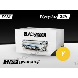 Toner do HP CB542A ZAMIENNIK YELLOW, 1312, 1515