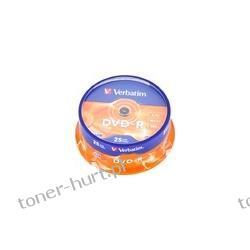 Płyty DVD-R Verbatim 4,7GB 16x - 50szt