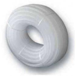Rura karbowana biała 16x20