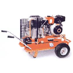 Kompresor tłokowy z napędem spalinowym FIAC AGRI 90/550