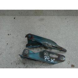 Zawiasy Maski Rover 400 420 Drzwi