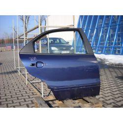 Drzwi Tył Tylne Tylnie Prawe Fiat Brava 728 Drzwi