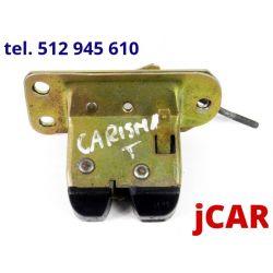 ZAMEK KLAPY BAGAŻNIKA TYŁ TYLNY CARISMA HB 95-04 Zamki, wkładki, kluczyki