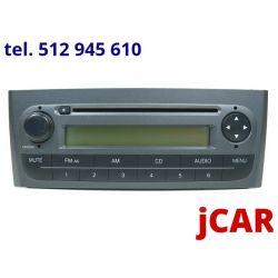 RADIO ODTWARZACZ CD FIAT GRANDE PUNTO 7354162290