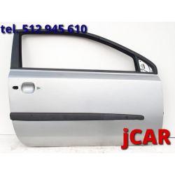 DRZWI PRAWE FIAT STILO HB 3D 01-07 698 Drzwi