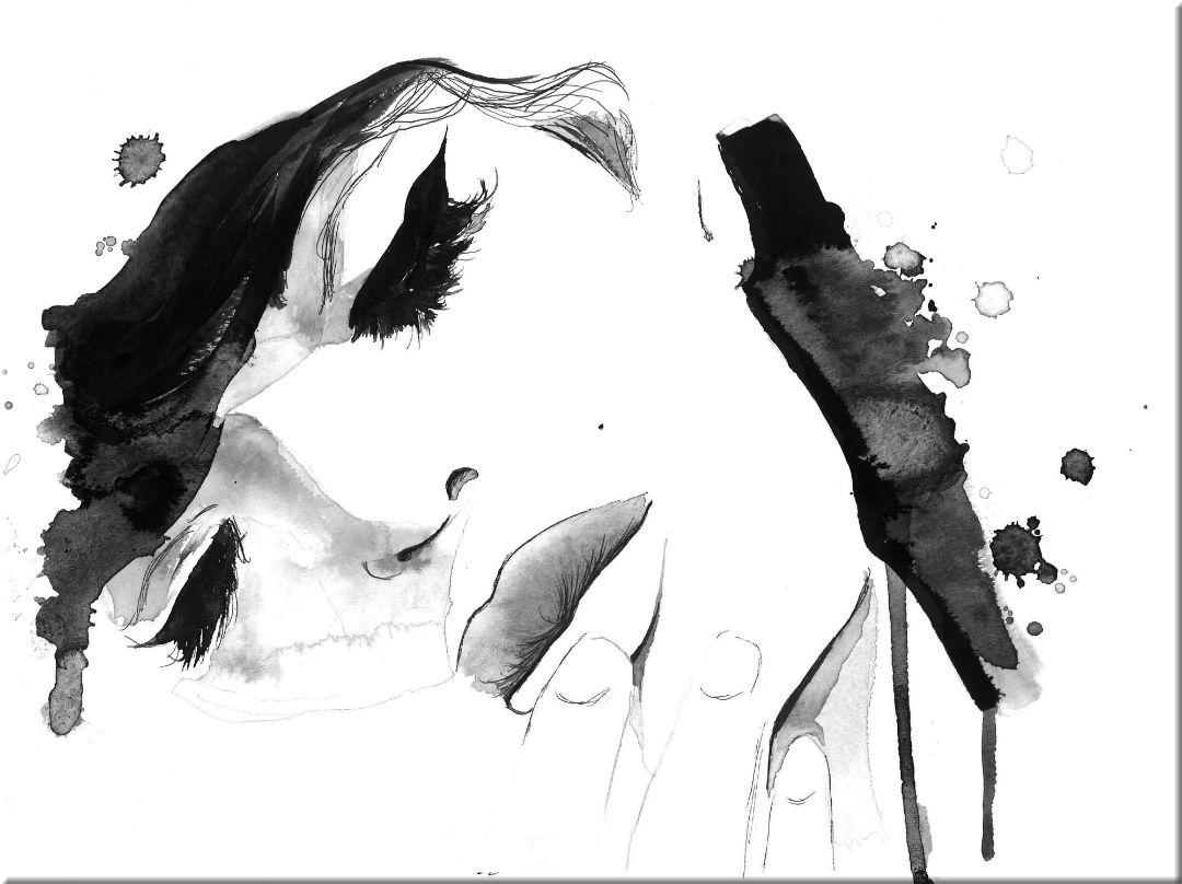 Obrazy Nowoczesne Czarno Białe Obrazy Do Salonu Abstrakcyjne I