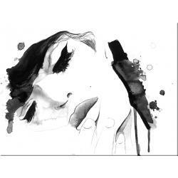 obrazy nowoczesne czarno białe
