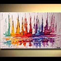 Fakturowane Jachty Antyki i Sztuka