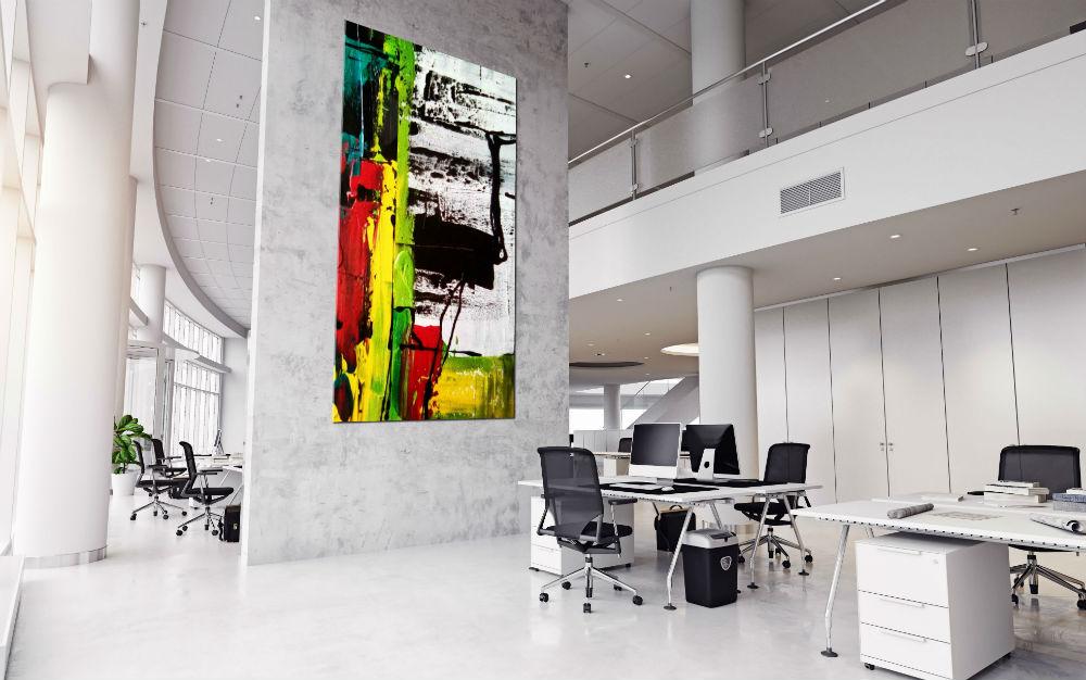 nowoczesny obraz do salonu