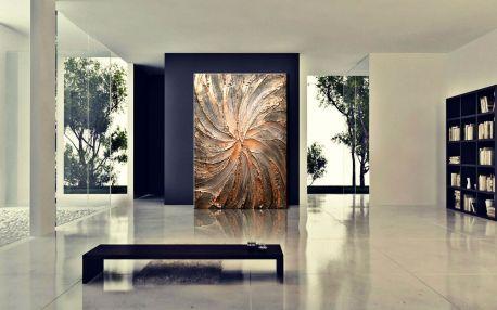 Obrazy do salonu abstrakcyjne