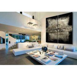 Ogromny obraz 4-częściowy - dekoracja na duże powierzchnie 2mx2m