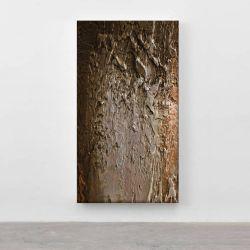 BROWNIE - Wielkoformatowy obraz na płótnie abstrakcyjny art&texture™