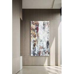 STONE INSPIRATION - Wielkoformatowy obraz na płótnie abstrakcyjny art&texture™