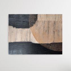 ARTISTICO - Wielkoformatowy obraz na płótnie abstrakcyjny art&texture™