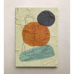 RARO - Wielkoformatowy obraz na płótnie abstrakcyjny art&texture™