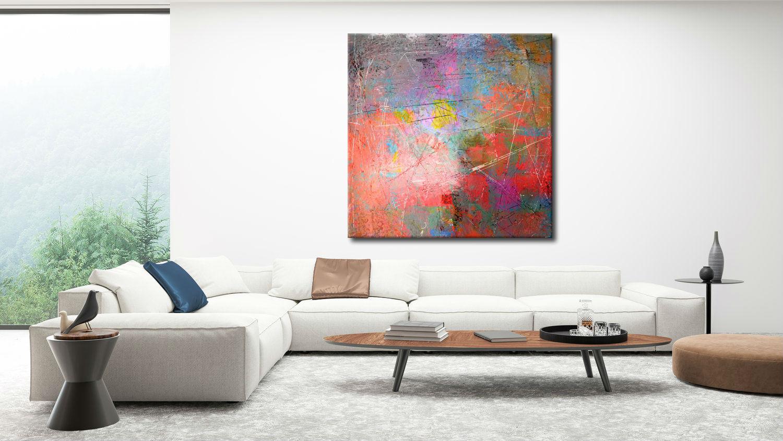 obrazy do salonu abstrakcja