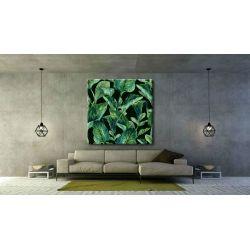 nowoczesny obraz na dużym płótnie 120x120cm