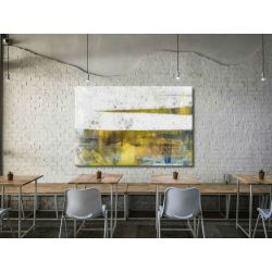 obraz nowoczesny malowany -  duży 120x170cm
