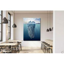 Bardzo duża artystyczna fotografia na pótnie 100x150