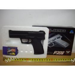 PISTOLET NA KULKI w pudełku 6mm BB- 1212L