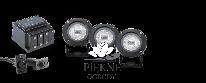 Zestaw oświetleniowy MIDI/MAXI/Air Flo LED/01 oczka_wodne Oase POZNAŃ