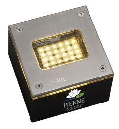 Oświetlenie zewnętrzne LED FLH-LED008 (WW) In-Lite